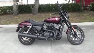 10. Used 2015 Harley Davidson Street 750 for sale