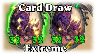 Card Draw Extreme ~ Hearthstone Heroes of Warcraft ~ Blackrock Mountain