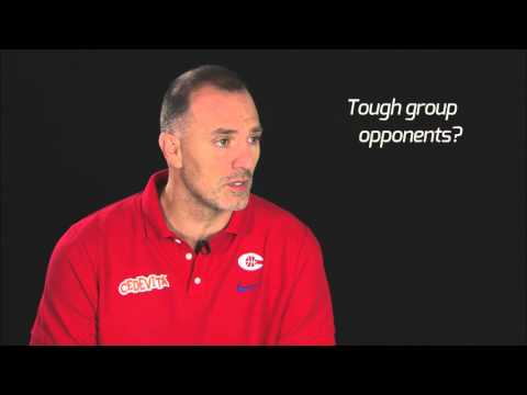 Pre-season Interview: Coach Veljko Mrsic, Cedevita Zagreb