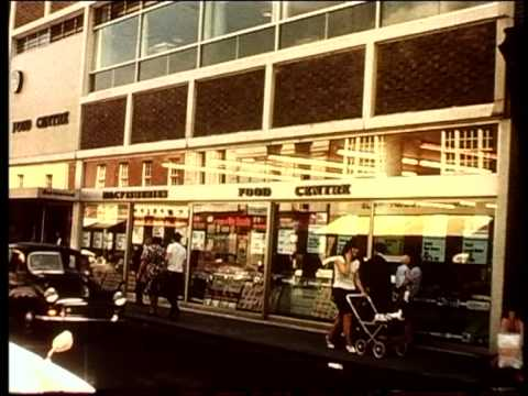 Scenes around Winchester, 1964