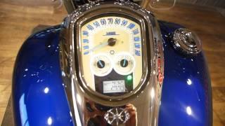 8. 2013 Yamaha Roadliner S