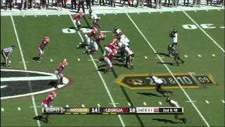 Marcus Lucas vs Georgia (2013)