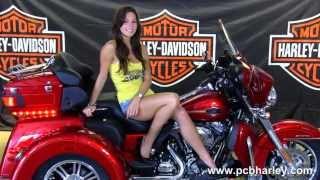 1. New 2013 Harley-Davidson Trike Tri Glide Ultra Classic - 3 wheeler
