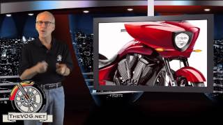 4. 2013 Victory Motorcycle VIdeo Featuring The New Cross Roads Classic and Full Cross Country Lineup