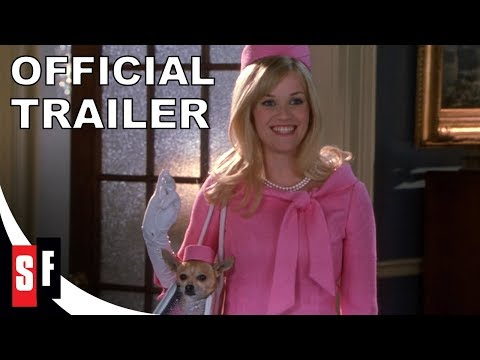 Legally Blonde Collection: Legally Blonde 2: Red, White & Blonde (2003) - Official Trailer (HD)