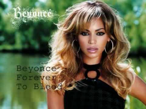 Tekst piosenki Beyonce Knowles - Forever to bleed po polsku