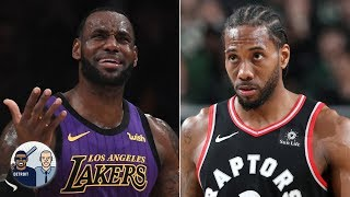 LeBron is distracting Kawhi, which will backfire for the Lakers - Jalen Rose   Jalen & Jacoby