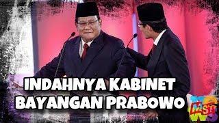 Video Membayangkan Indahnya Kabinet Bayangan Prabowo MP3, 3GP, MP4, WEBM, AVI, FLV Mei 2019