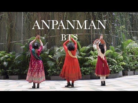 ANPANMAN- BTS// Bollywood Choreography
