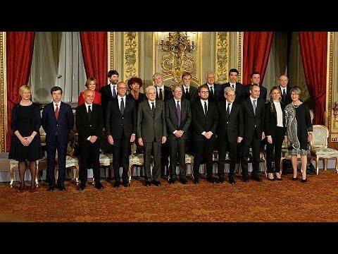 Ορκίστηκε η νέα κυβέρνηση της Ιταλίας, υπό τον Πάολο Τζεντιλόνι