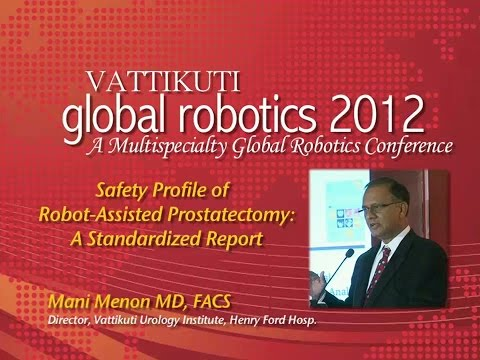Safety Profile of Robot Assisted Prostatectomy