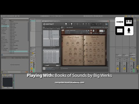 Book of Sounds by Big Werks | Review | Computer Music Academy