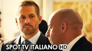 Fast&Furious 7 Spot Italiano 'Fratelli' (2015) - Vin Diesel, Paul Walker Movie HD