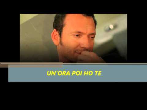 , title : 'Biagio Antonacci Qui TESTO'