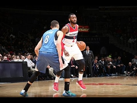 John Wall Scores 21 Points, Dishes 17 to Beat T-Wolves