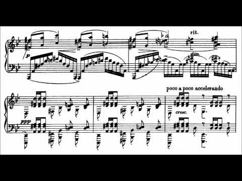 S. Rachmaninov : Prelude op. 23 no. 5 in G minor (Berezovsky)
