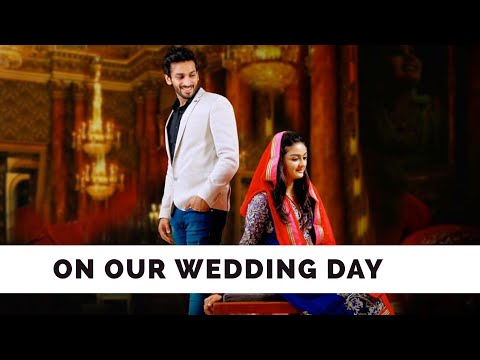 On our wedding day💑 Recollecting memory • life after marriage part 1
