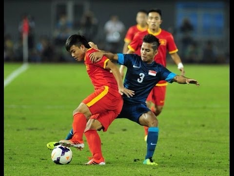 Singapore - 27th SEA Games (football): Singapore vs Vietnam Full time score: Singapore 1 (Sahil Suhaimi, 45'), Vietnam 0.