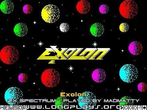 ZX Spectrum Longplay [143] Exolon