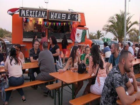Inauguración I Festival de la Cerveza CERVEFEST Isla Cristina