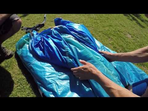 How to Pack a Parachute