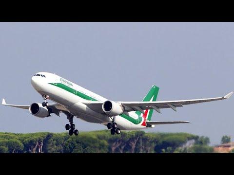 Alitalia: Ξανά στους αιθέρες – ξανά υπό έρευνα