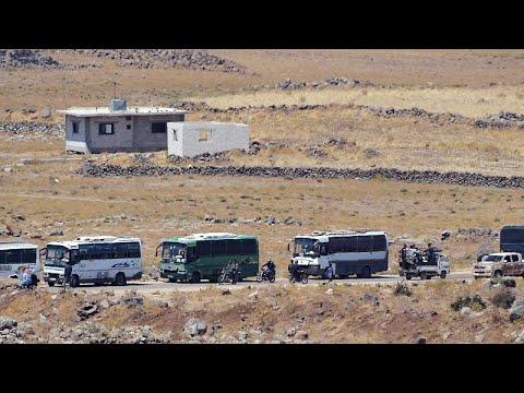 Συρία: Στον έλεγχο του Άσαντ περιοχή κοντά στα Υψίπεδα του Γκολάν…