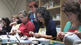 Spolek ručních řemesel pořádá kurzy cínování