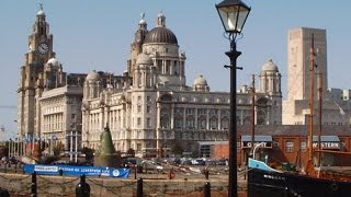 Liverpool United Kingdom  City new picture : Liverpool city tour , England