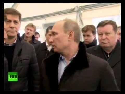 Путин раскритировал и жестко отпиздил языком.mp4 (видео)