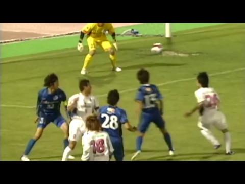 香川 真司がJリーグ初ゴール!【2007年5月23日】