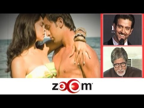 zoomtv - Amitabh avoids questions on 'Vishwaroopam' controversy Amitabh supports a social cause Hrithik is upset with the media Kamal: 'Vishwaroopam' is a spy thrille...