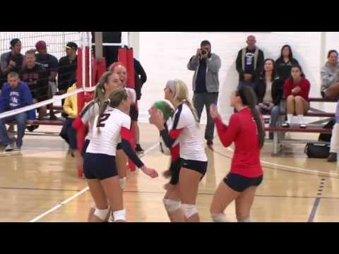 University of the Cumberlands - Volleyball vs. Georgetown College 2013