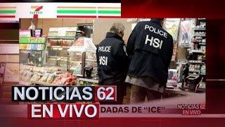Sorpresivas redadas contra inmigrantes- Noticias 62 - Thumbnail