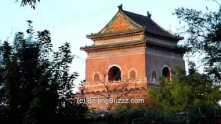 The Drum and Bell Towers in BeiJing 北京