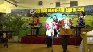 [Hội Ngộ Đàn Tranh III - 2012] BẢN HÒA TẤU MÙA HÈ (Sanh Sứa&bộ Gõ)