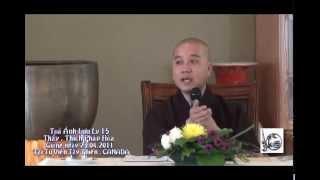 Kinh Dược Sư - Tỏa Ánh Lưu Ly 15 - Thầy. Thích Pháp Hòa