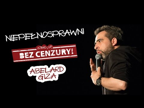 Kabaret LIMO - Abelard Giza - Niepełnosprawni