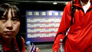 Zhou Qi Interview at the U17 World Championships