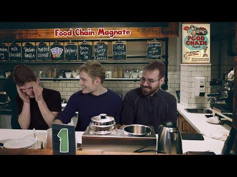 Food Chain Magnate Episode 1 (FAST Food) (видео)