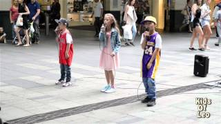 Nonton Justin Bieber Love Yourself Kids Of Leo  Cover  Live At Pitt St Mall 19 March 2016 Film Subtitle Indonesia Streaming Movie Download