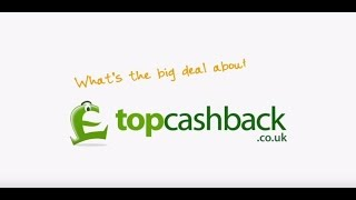 TopCashback YouTube video