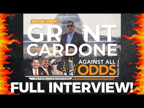 Against All Odds, Grant Cardone Became the Undercover Billionaire!