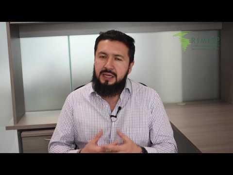 Gerardo Franco, investigador principal. Reunión preparatoria GDR México – Marzo 2017.