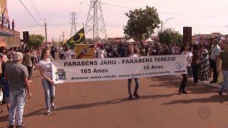 Desfile Cívico celebra os 165 anos de Jaú
