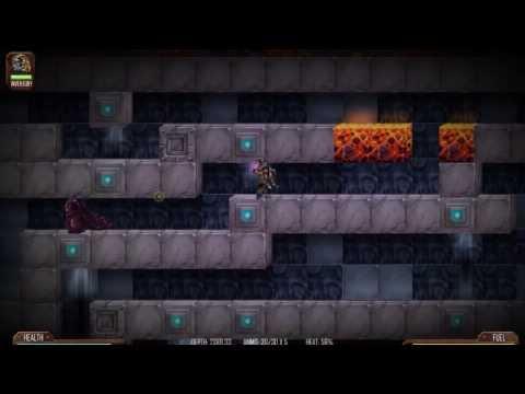 Video of Mines of Mars Scifi Mining RPG