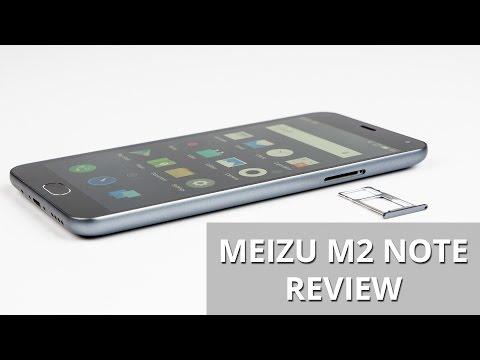 Meizu m2 note Review