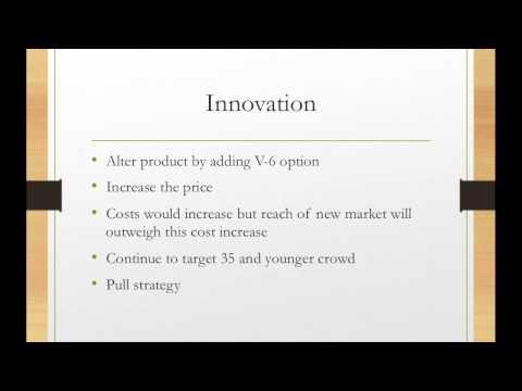 Marketing 301 Honda Innovation