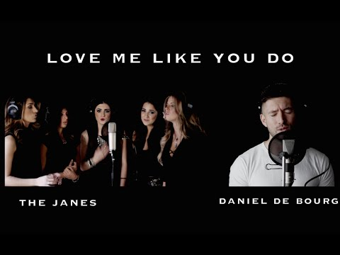 Like - DOWNLOAD THIS SONG HERE! - http://ldr.fm/mrFas --- Ellie Goulding's LOVE ME LIKE YOU DO is the perfect song to introduce you guys to The Janes... Beautiful voices. I had fun working with...
