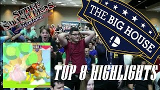 The Big House 6 Top 8 Highlights